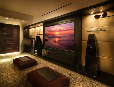 Home Theater Design Houzz Miami Apartment By Pepecalderindesign Miami