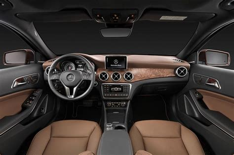 Mercedes Suv Interior Photos by 2016 Mercedes Gla 250 45 Amg Price Release Date