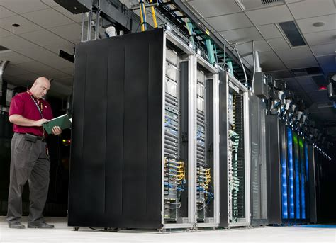 How Many Servers Per Rack by Water Cooled Data Center Packs More Power Per Rack Poster