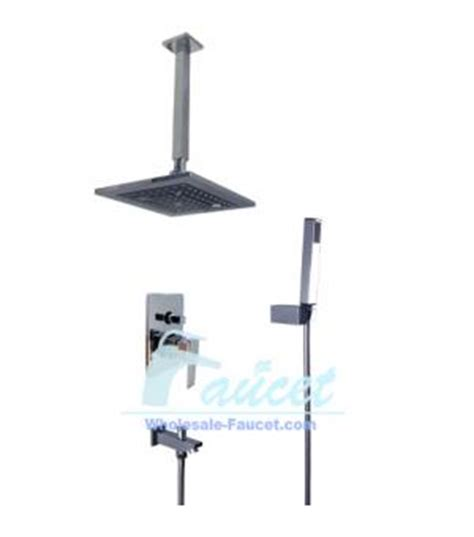 Ceiling Mounted Faucet by Ceiling Mounted Tub And Shower Valve Trim Kit With