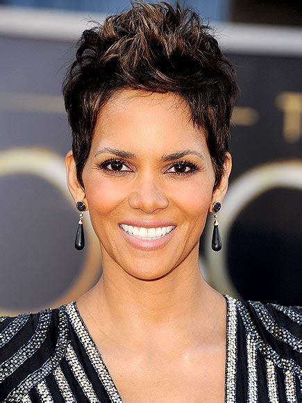 harry berry hairstyle halle berry and husband olivier martinez divorced
