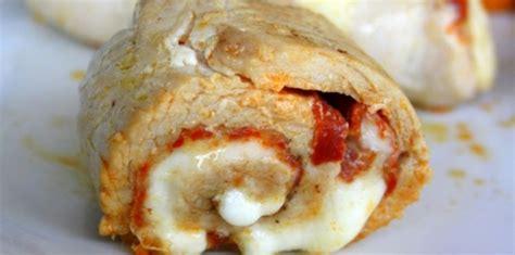 cuisiner des escalopes de dinde escalope de dinde roul 233 e au chorizo et mozzarella facile