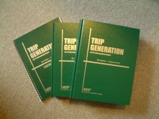 Trip Generation Spreadsheet by Trip Generation 8th Edition Spreadsheet