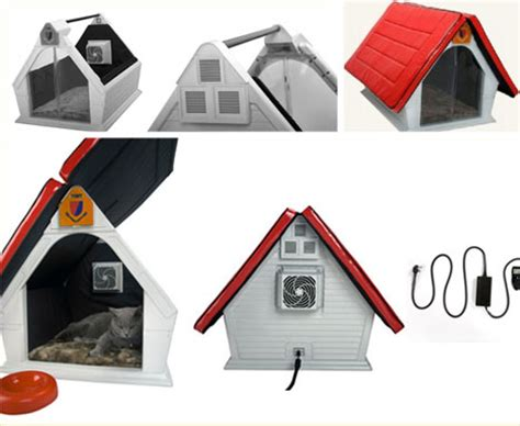air conditioned dog houses truly tiny homes 12 uncanny doll houses dog houses