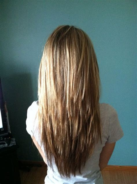pictures of back of choppy layered hair 25 best ideas about choppy layered haircuts on pinterest