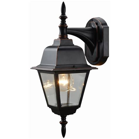 Porch Lighting Fixtures Rubbed Bronze Outdoor Exterior Light Fixture 19 1890