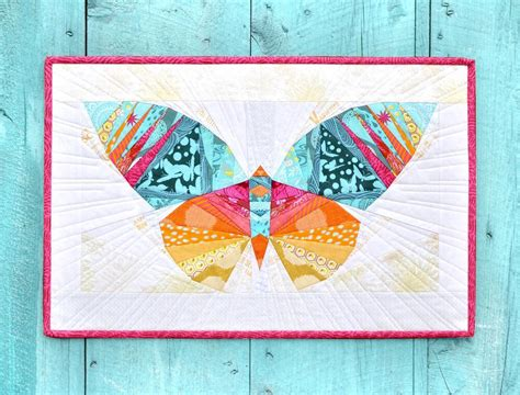 How To Make Paper Piecing Patterns - take wing paper piecing pattern by lillyella craftsy