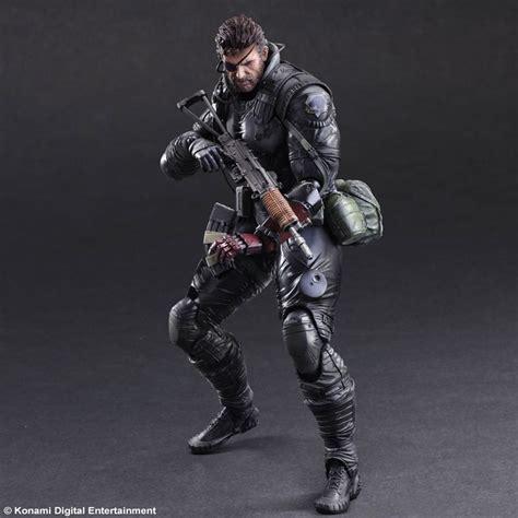 mgsv figure metal gear solid v the phantom sneaking suit venom
