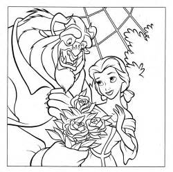 and the beast coloring pages and the beast coloring