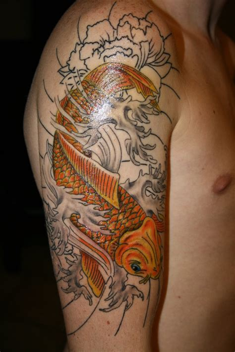 koi fish tattoos pictures koi fish tattoos pictures info