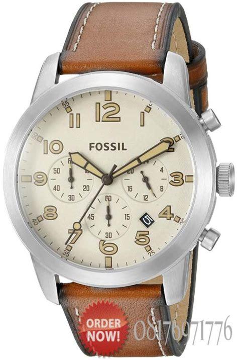 Jam Tangan Pria Atau Wanita Unisex Cardin Kulit Formal Original promo jam tangan fossil fs5144 chronograph original