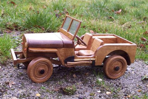 wooden jeep toy wow blog