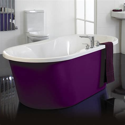 purple bathroom purple bath to promote intimacy and relaxation room