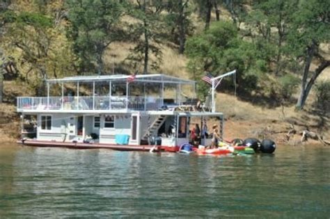 don pedro boat rentals houseboating on don pedro houseboat magazine