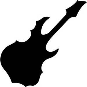rock gitarren vektor download der kostenlosen vektor