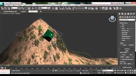 imagenes en 3d max tutorial 3d max monta 241 a con bosque sistemas unidos youtube