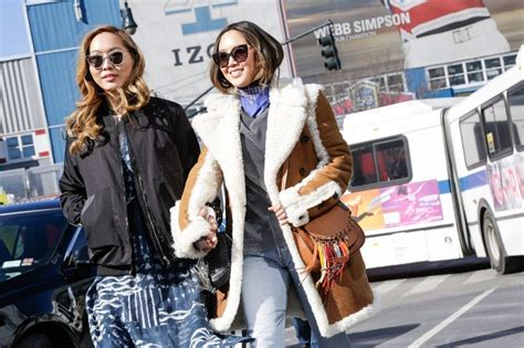 best new series fall 2016 street style new york fashion week the 10 best looks