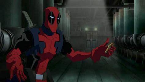 imagenes de wolverine animado batman vs deadpool animated battles comic vine