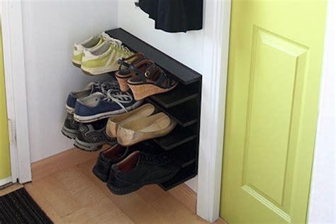 diy shoe shelf plans pdf diy floating shoe rack plans floating wall
