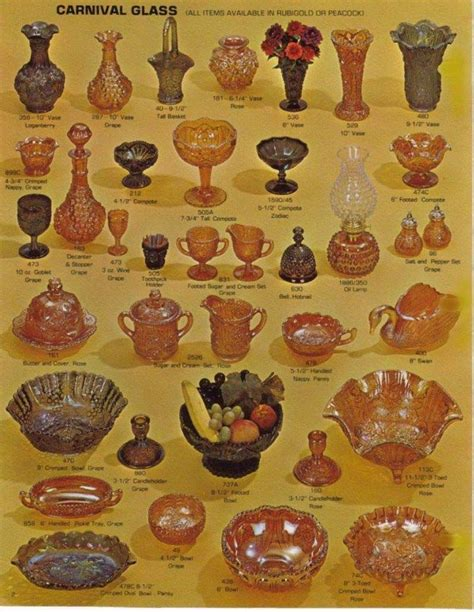 vintage glass pattern identification 17 best images about stemware identification on pinterest