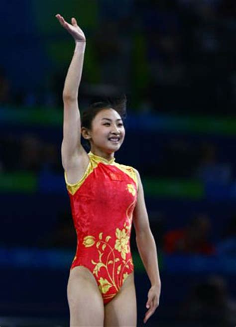 Wenna Set china s troline veteran he wenna all set for 3rd olympic 丨 sports