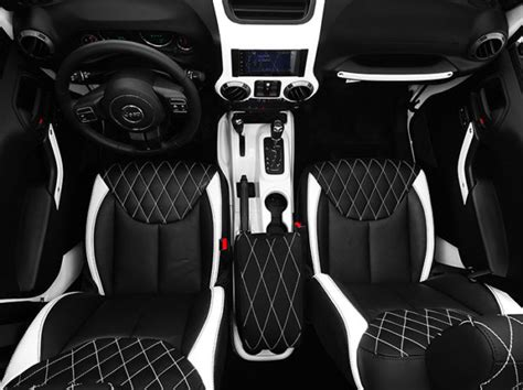 jeep wrangler custom interior 2016 jeep wrangler unlimited nav leather custom white