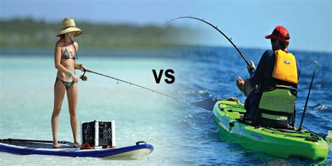 fishing boat vs kayak kayak boat plan