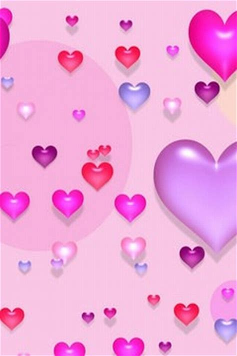 wallpaper cute purple love animated love wallpapers for mobile
