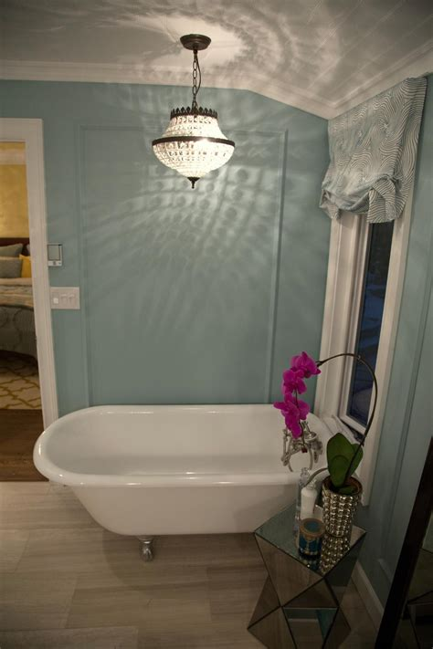 light over bathtub photo page hgtv