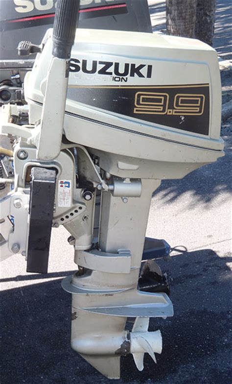 Suzuki 9 9 Outboard For Sale Suzuki Outboards For Sale
