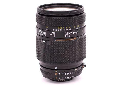 nikon zoom nikkor af 35 70mm f 2 8 lens for nikon digital