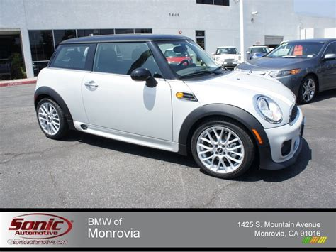 Mini Silver 2013 white silver metallic mini cooper hardtop 69949472 photo 2 gtcarlot car color