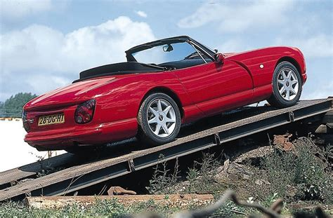 Tvr Tuning View Of Tvr Chimaera 4 3 Photos Features And