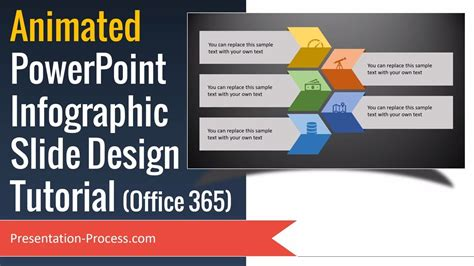 powerpoint design youtube animated powerpoint infographic slide design tutorial