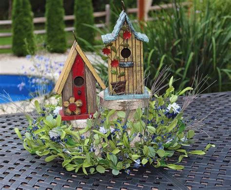 Bird House Ideas Kit Plans ? AWESOME HOUSE : Unique Victorian Bird House Ideas for Garden