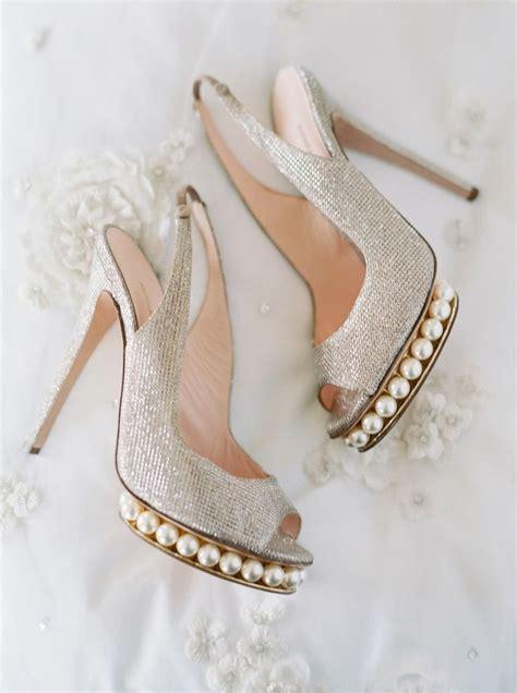 503 best Wedding Heels images on Pinterest   Bridal shoes