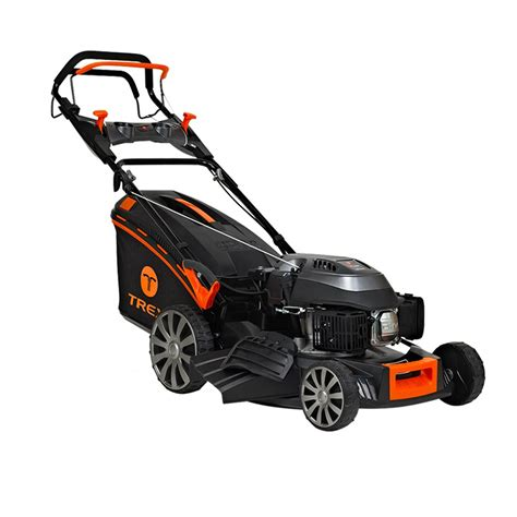 Cc Set Sekar 2in1 trex self propelled lawn mower 4 stroke 169cc 17 quot 2 in 1