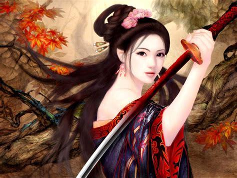wallpaper girl warrior japan free 13 warrior girls warrior girls wallpapers for