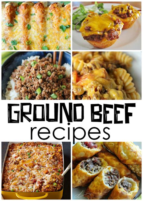 top 28 what can i do with ground beef 25 delicious dinners you can make with ground beef or