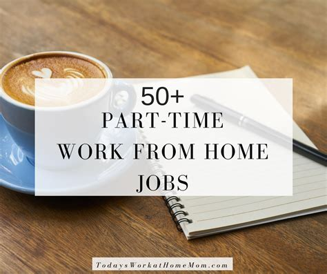 Online Part Time Work From Home - part time work from home jobs todays work at home mom