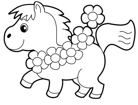 Coloring Pages Preschool Animals Coloring Pages For Free Childrens Colouring Pages Free