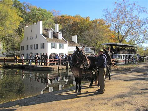 mule pulled canal boat in georgetown a chat with d c celebrity chef jos 233 andr 233 s wheretraveler