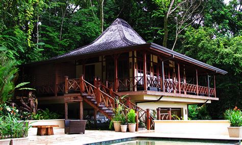 water cottage costa rica vacations
