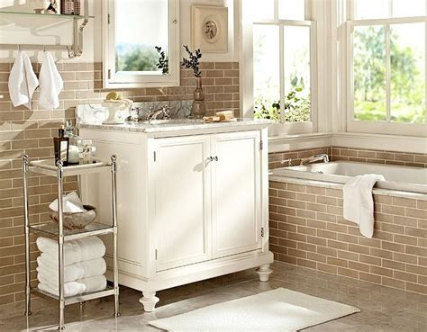 small bathroom ideas bathroom inspiration pottery barn