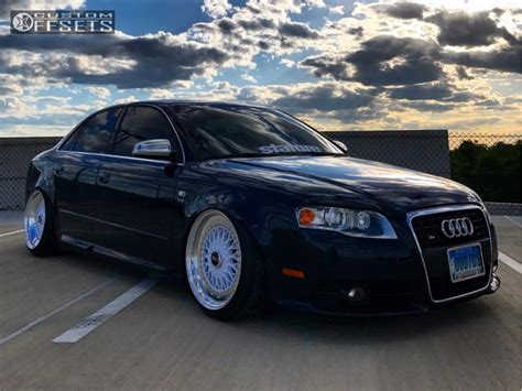 2006 audi s4 wheels 2006 audi s4 bbs rs air lift performance bagged