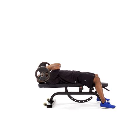 triceps extension bench press lying triceps extension to close grip bench press video
