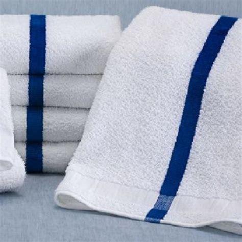 blue striped bath towels 1 dozen new 12 22x44 blue stripe bath towels 6 per