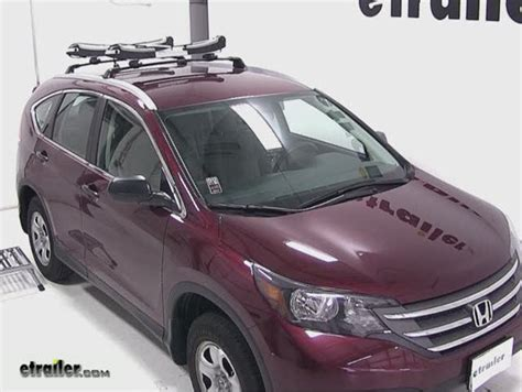 2008 honda crv roof box thule sup rack thule 810 sup taxi carrier