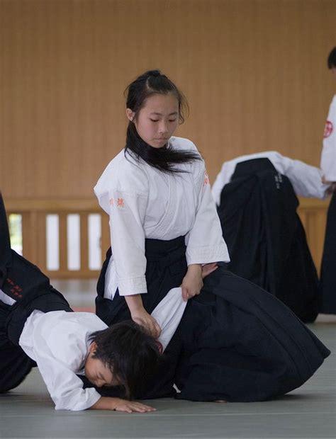 donne al letto aikime niente donne al corso di aikido ci sar 224 una