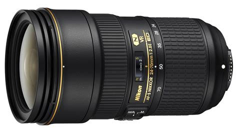 af t nikon af s nikkor 24 70mm f 2 8 e ed vr specifications